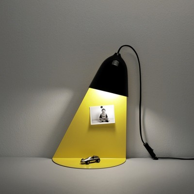 Lampe murale ou à poser Light Shelf - Maison James Close à Antibes