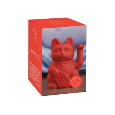 Lucky Cat Rouge Donkey - Maison James Close à Antibes