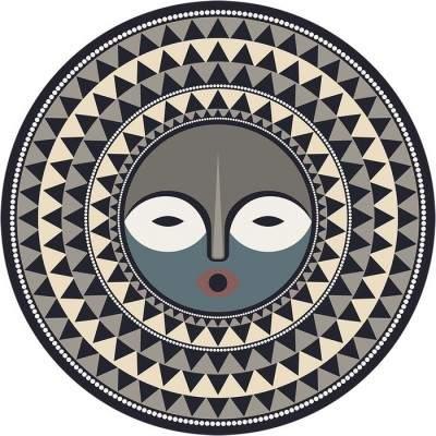 Set de table Mask - Podevache - Maison James Close à Antibes