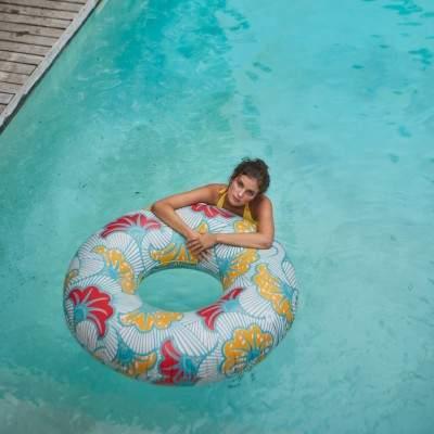 Bouée gonflable XL Saly The Nice Fleet - Maison James Close à Antibes