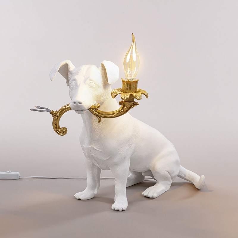Lampe de table Rio Lamp SELETTI - Maison James Close à Antibes