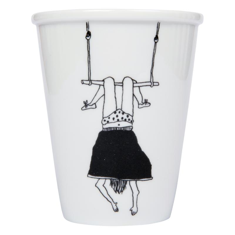 Mug Trapeze Girl
