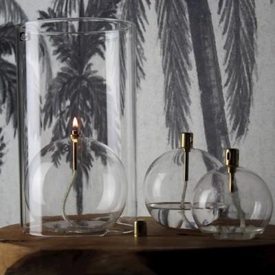 Cylindre Hurricane pour Lampe à huile L