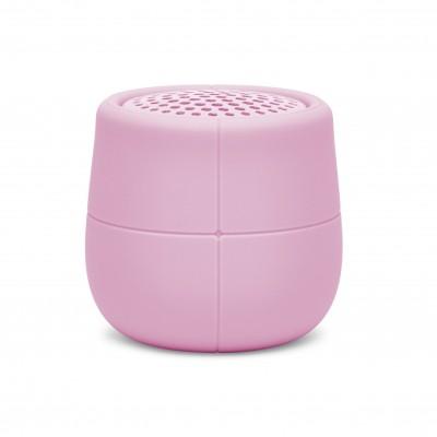 Mini enceinte étanche et flottante MINO X rose