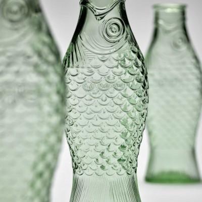 Carafe en verre Fish&Fish
