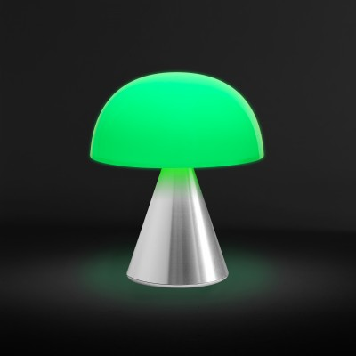 Mini Lampe LED sans fil Alu
